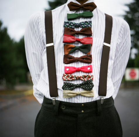 The Bow-Tie Man